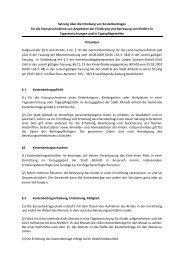 Satzung über die Erhebung von Kostenbeiträgen für ... - Stadt Allstedt