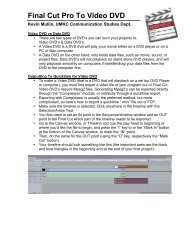 FCP to DVD-ToastGuide
