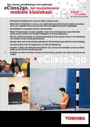 eClass2go - Toshiba