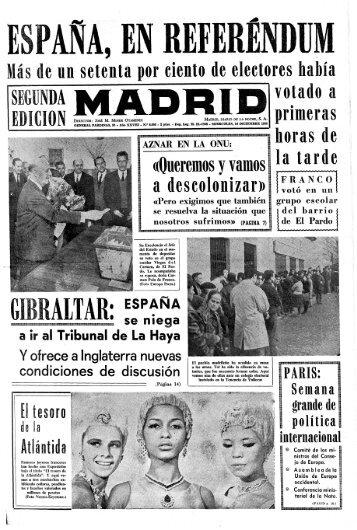 Madrid 19661214 - Home. Fundación Diario Madrid