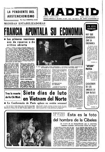 M - Home. Fundación Diario Madrid