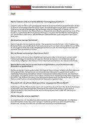 FAQ_Teich allg_ungebrandet