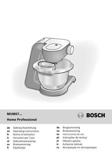 MUM57... Home Professional - Fonq.nl