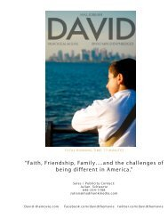 """""""Faith, Friendship, Family….and the challenges of being ... - FDb.cz"""