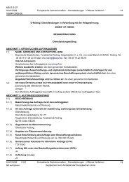 168944-2008 - DE - Bayerische Staatsforsten