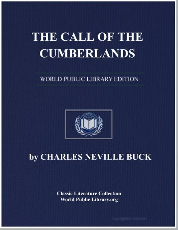 THE CALL OF THE CUMBERLANDS - World eBook Library