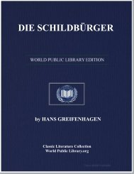 DIE SCHILDBÜRGER - World eBook Library