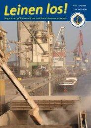 Auszug Ausgabe März 2013 - Deutscher Marinebund