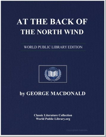 AT THE BACK OF THE NORTH WIND - World eBook Library