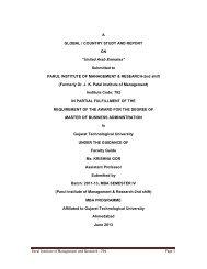 792-Dr. J. K. Patel Institute Of Management - Gujarat Technological ...
