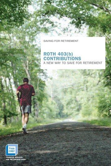 ROTH 403(b) CONTRIBUTIONS