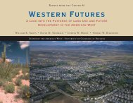 Western Futures - Center of the American West