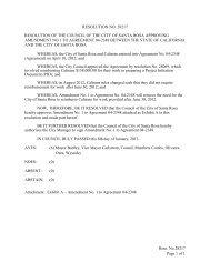 20130108_CC_Resolution28217 - City of Santa Rosa