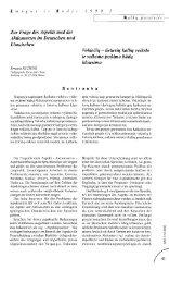 Zur Frage des Aspekts und der Aktionsarten im ... - Biblioteka