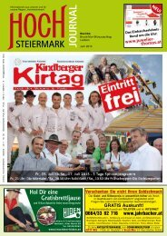 Ma 2013 - Hochsteiermark Journal