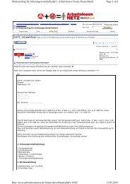 Page 1 of 6 Musterantrag für Schwangerenmehrbedarf ...