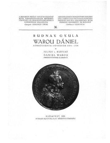 WAROU DÁNIEL - MEK