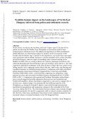 Neolithic human impact on the landscapes of North-East Hungary ... - Page 3