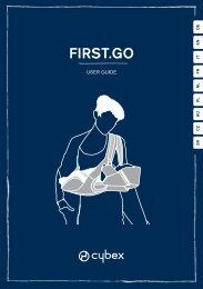 first.GO - Cybex