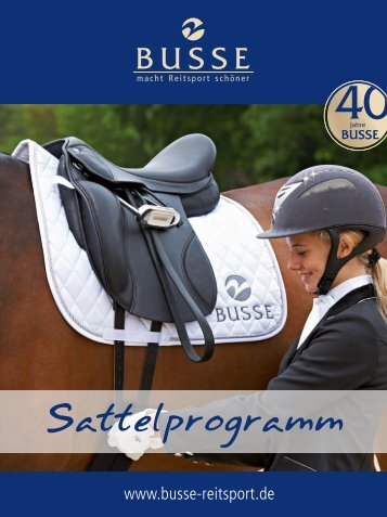 PDF-Download - BUSSE Reitsport