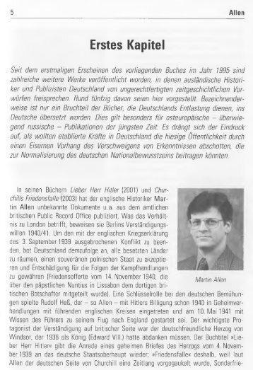 Freispruch für Deutschland - deutschelobby