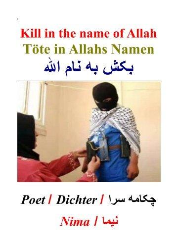 Töte in Allahs Namen - deutschelobby