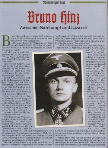 Zwischen Nahkampf und Lazarett - Deutschelobby