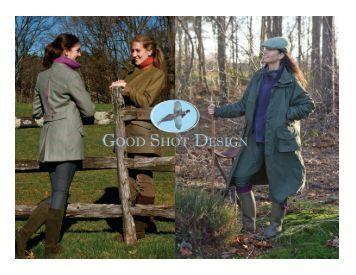 Good Shot Design Product Catalog - GoExpo