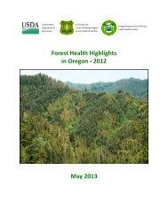 Oregon - USDA Forest Service - US Department of Agriculture