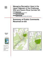 Resource Name (Heading 1) - USDA Forest Service - US ...