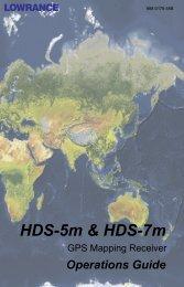 HDS-5m & HDS-7m - Busse-Yachtshop
