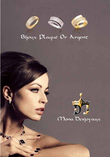 Téléchargez le catalogue Bijoux - Plaqué Or et Argent