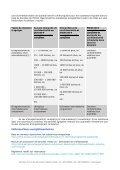 ECHA publie la fourchette totale de quantité des ... - ECHA - Europa - Page 2