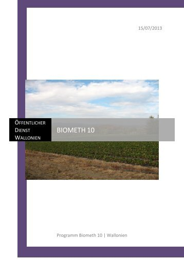 BIOMETH 10