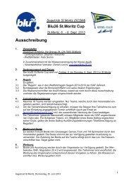 blu26 St.Moritz Cup 2013 - marina.ch - das nautische Magazin der ...