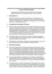 Verwaltungsvorschrift