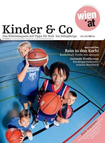 Kinder & Co 4/2013