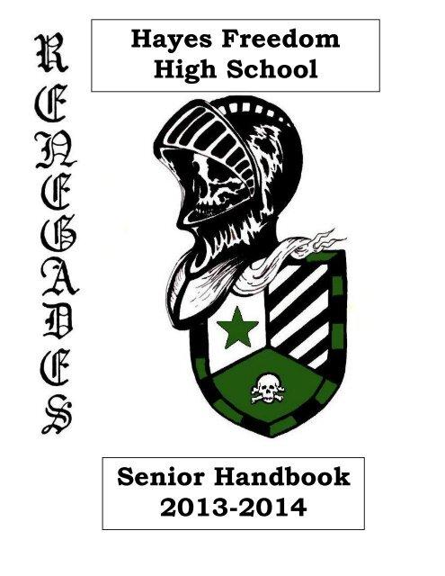 Senior Handbook - Camas School District