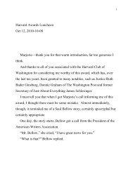 Harvard Awards Luncheon - Joan Shorenstein Center on the Press ...