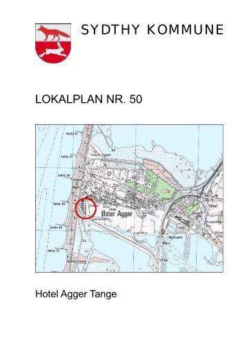 Lokalplan nr. 50 - 16-12-2009