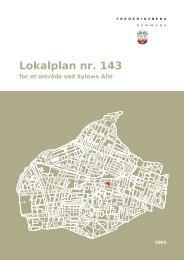 143. Sylows Allé - Frederiksberg Kommune