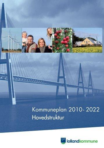Kommuneplan 2010 g 2022 Hovedstruktur