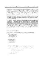 Lösungen - SwissEduc.ch