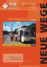 NW III_2008 - VCD Landesverband Elbe-Saale