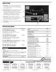 84-2221 250S Data Sheet - Victor Technologies - Page 2