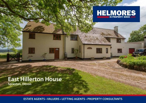 HELMORES - The Guild of Professional Estate Agents