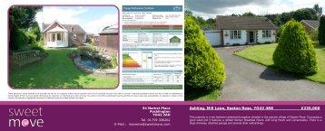 Ashling, Mill Lane, Seaton Ross, YO42 4NE £235,000
