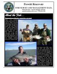 Prewitt Reservoir - Colorado Division of Wildlife - Page 5