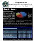 Prewitt Reservoir - Colorado Division of Wildlife - Page 6