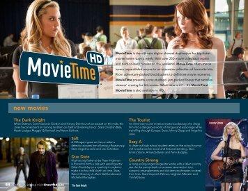 new movies - Shaw Media
